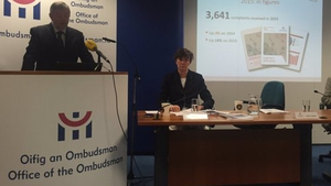 Ombudsman Peter Tyndall has presented his 2015 report