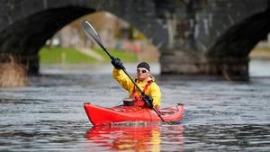 Kayaking in Lanesboro (Junior Hannon)