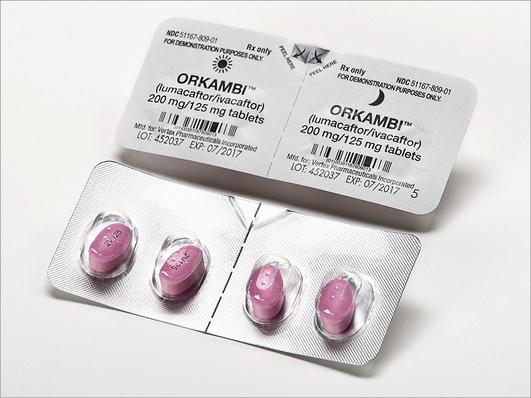 CF Drug Orkambi
