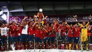 Spain have dominated the European Championships