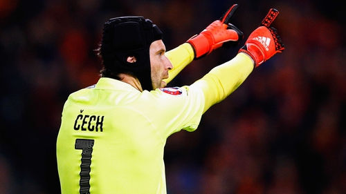 """Petr Cech: """"I'll make decision about my future after the last game."""""""