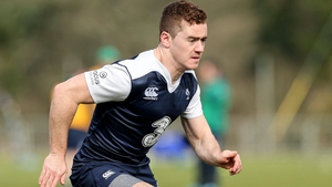 Ireland's tour to South Africa is a huge opportunity for Paddy Jackson