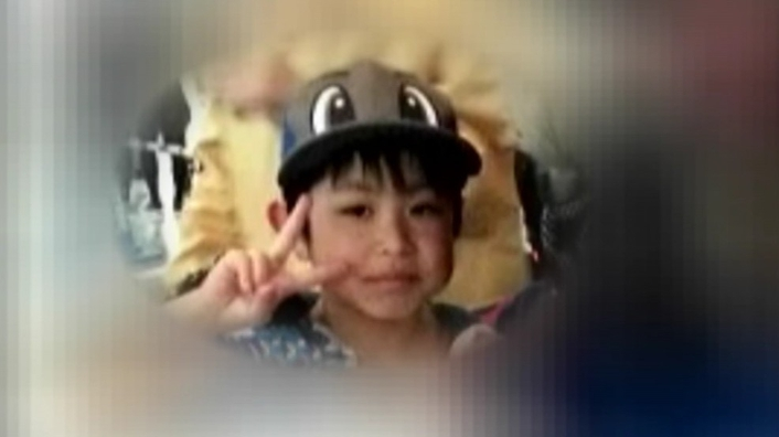 Missing Japanese child found alive
