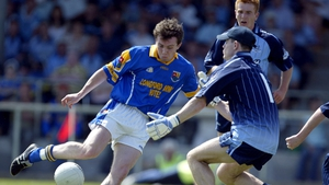 Stephen Cluxton in action against Longford in 2006