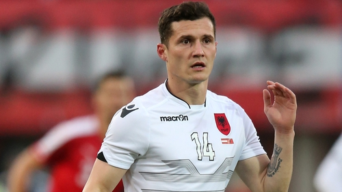 Taulant Xhaka will face his brother Granit in France