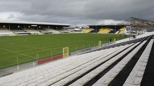 General view of Nowlan Park, Kilkenny