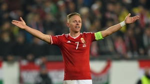Balazs Dzsudzsak carries much of Hungary's hopes on his shoulders