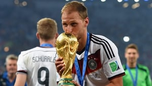 Benedikt Howedes: 'The Slovakia match was a dampener but we are not unsettled by the result.'
