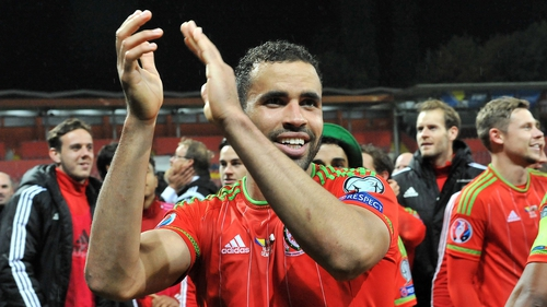 Hal Robson-Kanu has been sent home by Wales