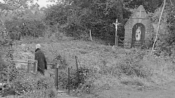 St Colmcille's Well, Ballycullen (1962)