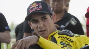 Luis Salom has passed away aged 24