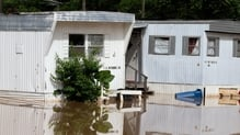 At least 12 killed in Texas flooding