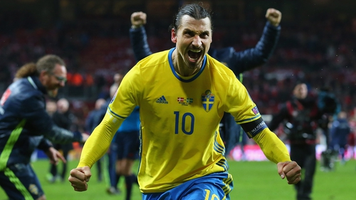 Zlatan Ibrahimovic looks bound for Old Trafford