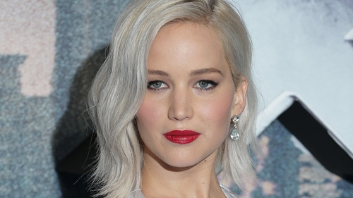 """Jennifer Lawrence - """"When the hacking thing happened, it was so unbelievably violating that you can't even put it into words"""""""