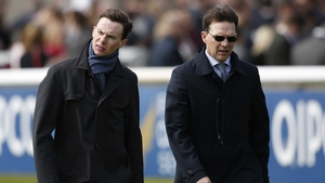 Joseph and Aidan O'Brien each recorded a juvenile winner at Leopardstown on Saturday afternoon