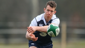 Connacht's in-form winger Matt Healy will have a chance to showcase his talents in South Africa