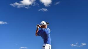 It's clear skies for Matt Fitzpatrick in Sweden