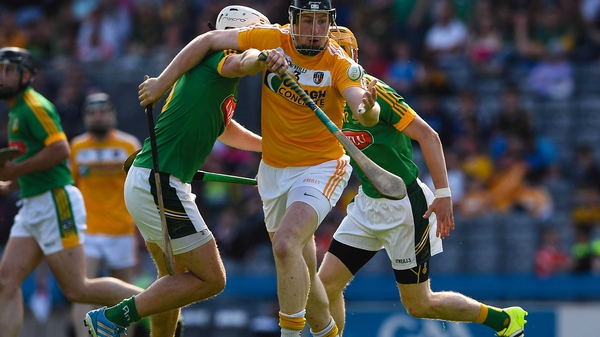 Antrim want to go ahead with the replay on Saturday