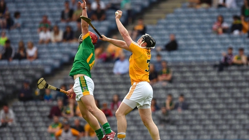 Antrim were heavy favourites for the title
