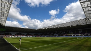 Swansea City and the Ospreys both play their home games at the Liberty Stadium
