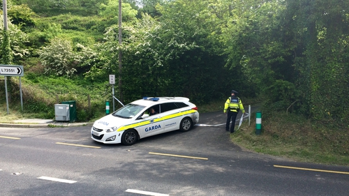 Neil Fitzgerald's body was discovered at Hills Lane in Tallaght