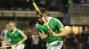Shane O'Donoghue struck for Ireland