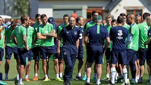 The 23 men chosen by Martin O'Neill