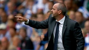 Steve Clarke during his time as Reading manager