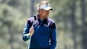 Ian Poulter said he was 'truly honoured' to be asked to be vice captain by Darren Clarke