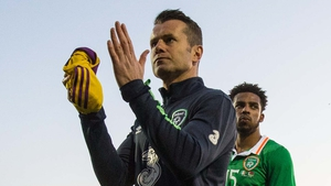 Shay Given has hung up his gloves for Ireland