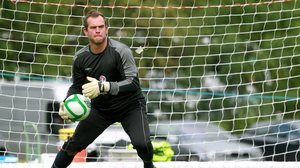 Alan Mannus will see out the end of his career in Ireland