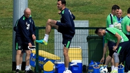 VIDEO: O'Neill - Improving Keane near full return
