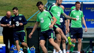 No sign of Shane Long being wrapped in actual cotton wool just yet