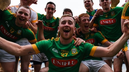 Some of the Meath and Antrim players are going on holidays, claims Mickey McCullough