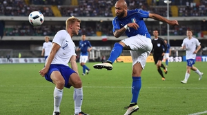 Simone Zaza looks set for a move to West Ham