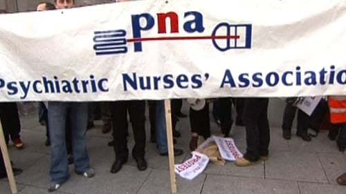 The PNA is also due to hold three consecutive days of strike action on 12, 13 and 14 February in tandem with INMO