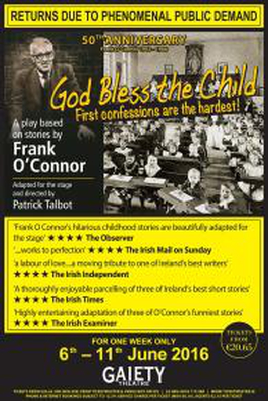 """God Bless The Child: First Confessions Are The Hardest"", directed by Patrick Talbot"