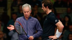 McEnroe believes Murray had  a good partnership with former coach Ivan Lendl