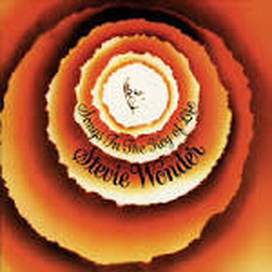 """Songs In The Key Of Life"" by Stevie Wonder"