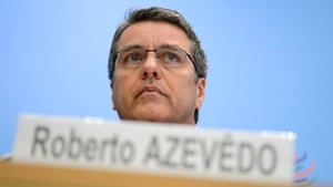 WTO director general Robert Azevedo issues 'wake-up call'