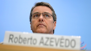 WTO Director-General Roberto Azevedo declined to predict the impact of Brexit on world trade