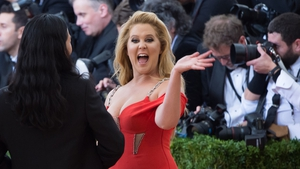 Amy Schumer is getting ready for her first major stand up gig in Ireland tonight