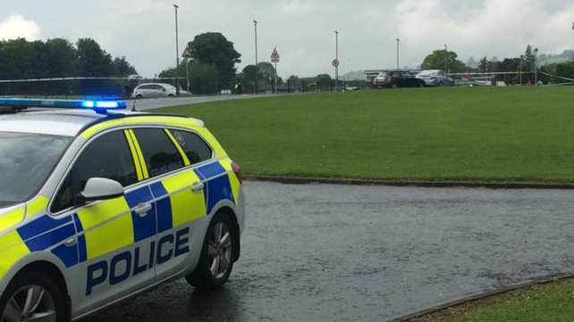 Lisburn lightning strike leaves man and young boy in hospital