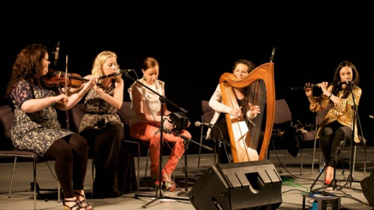 Blas International Summer School of Irish Traditional Music and Dance 2016