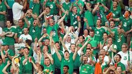 Euro 2012 - You'll Never Beat The Irish?