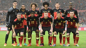 Belgium will be Ireland's second opponents in Group E