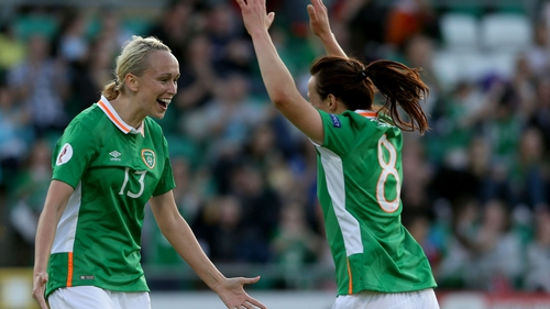 Stephanie Roche is looking to kick-start her career in Italy