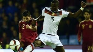 Antonio Rudiger has been afforded extra time off to recover from a busy summer with Germany's national side
