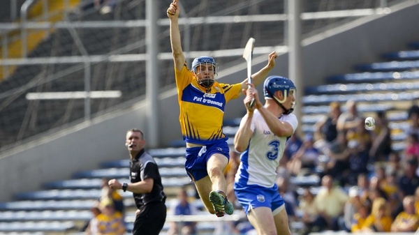Clare face the qualifiers after defeat to Waterford