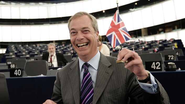 If Britain votes to leave the EU, what will happen to UKIP?